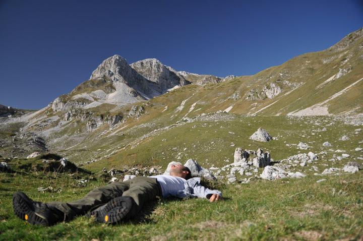 trekking, natura, Mainarde, monte meta